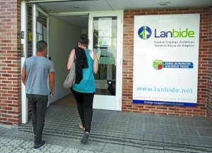 Oficina de Lanbide-Luis Michelena-05/09/2014-Donostia-San Sebastián