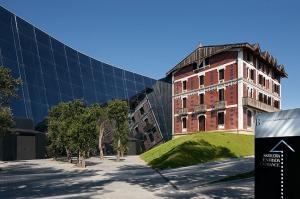 Museo Cristobal Balenciaga, Getaria, Guetaria, Gipuzkoa, Guipuzcoa, Basque Country, Pais Vasco, Spain